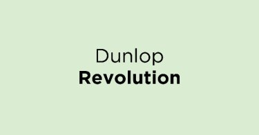 Dunlop Revolution