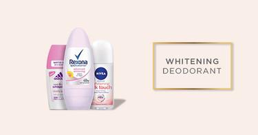 Whitening Deodorant Bandung