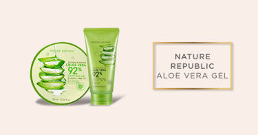 Nature Republic Aloe Vera Gel Bandung