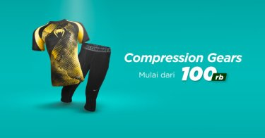 Baju Compression Fitness