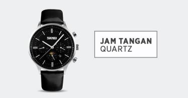 Jam Tangan Quartz Pria Depok