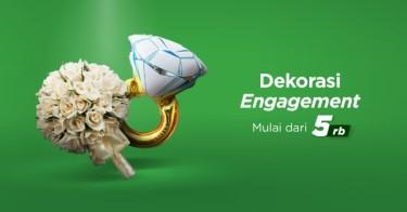 Dekorasi Engagement