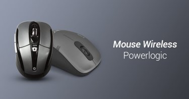 Mouse Wireless Powerlogic