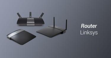Router Linksys Depok