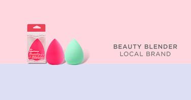 Beauty Blender Local Brand