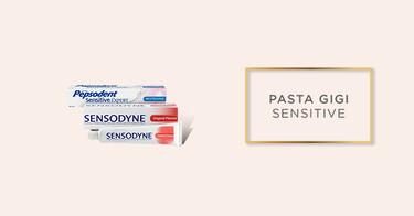 Pasta Gigi Sensitive