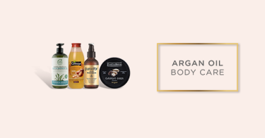 Argan Oil Body Care