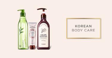 Korean Body Care