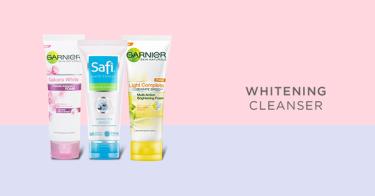 Whitening Cleanser Bandung