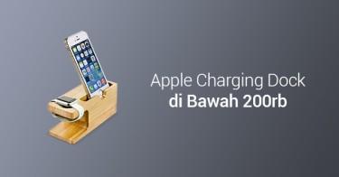 Apple Charging Dock di Bawah 200rb