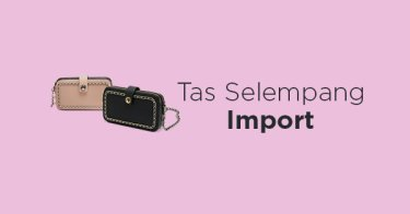 Tas Selempang Import Aceh
