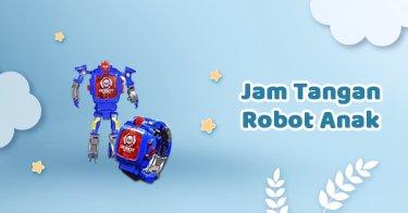 Jam Robot Anak