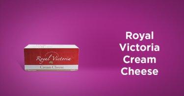 Royal Victoria Cream Cheese
