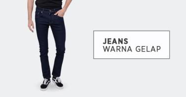 Jeans Warna Gelap