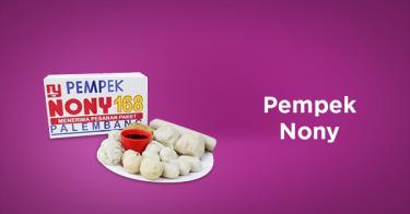 Pempek Nony Palembang