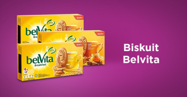 Biskuit Belvita