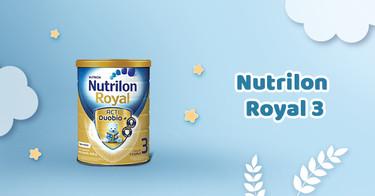 Nutrilon Royal 3 Depok