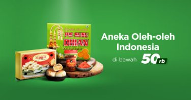 Oleh-Oleh Indonesia