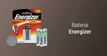 Baterai Energizer