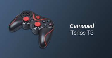 Gamepad Terios T3