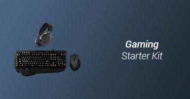 Paket Gaming Starter Kit