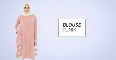 Blouse Tunik Bogor