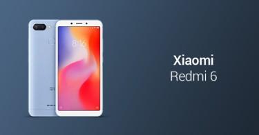 Xiaomi Redmi 6 Bandung