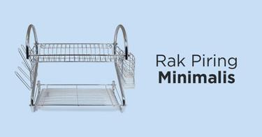 Rak Piring Minimalis