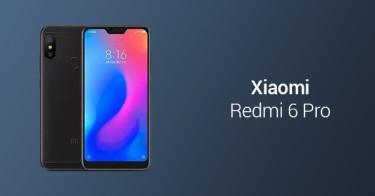 Xiaomi Redmi 6 Pro Aceh