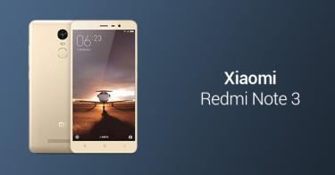 Xiaomi Redmi Note 3 Palembang