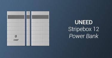 UNEED StripeBox 12 Powerbank