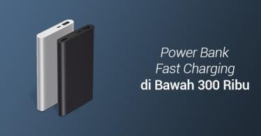 Jual Power Bank Fast Charging di Bawah 300rb dengan Harga Terbaik dan Terlengkap