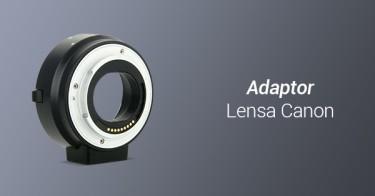 Adaptor Lensa Canon Eos