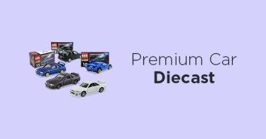 Jual Diecast Mobil Premium dengan Harga Terbaik dan Terlengkap