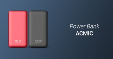 Power Bank ACMIC