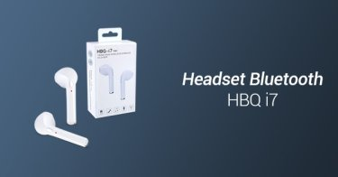 Headset Bluetooth HBQ i7