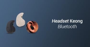 Headset Keong Bluetooth