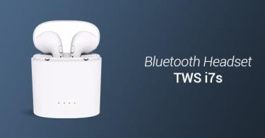 Bluetooth Headset TWS i7s Bandung