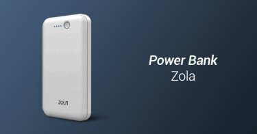Power Bank Zola
