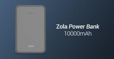 Zola powerbank 10000 mah