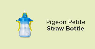 Pigeon Petite Straw Bottle