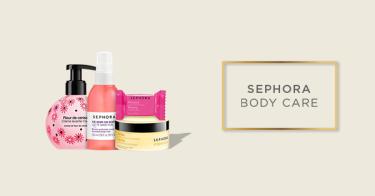 Sephora Body Care