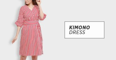 Kimono Dress Depok