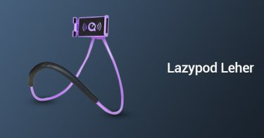 Lazypod Leher di Bawah 50rb