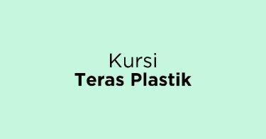 Kursi Teras Plastik