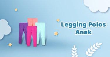 Legging Polos Anak