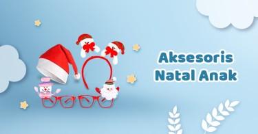 Aksesoris Natal Anak