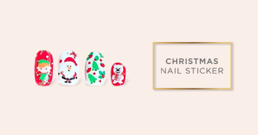 Christmas Nail Sticker