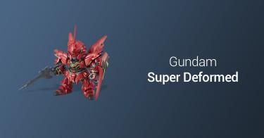 Gundam Super Deformed