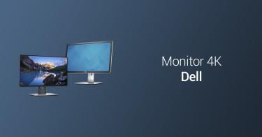 Monitor 4k Dell